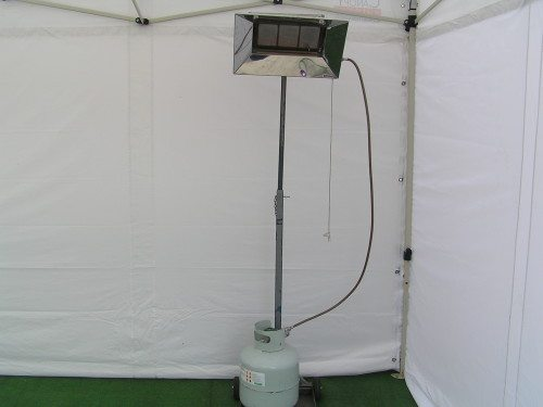 Outdoor Heater Hire Heating Hire Melbourne Gas Heaters